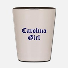 Funny Nc state Shot Glass