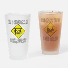 Beer's Cheaper Pint Glass