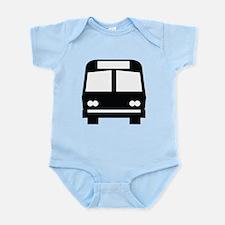 Bus Stop Image Infant Bodysuit
