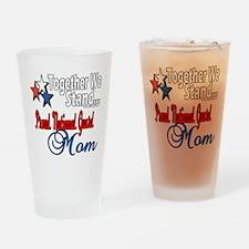National Guard Mom Pint Glass