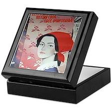 Soviet Poetry in Work Keepsake Box