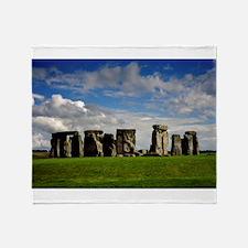 Stonehenge Throw Blanket