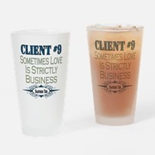 Client Number 9 Pint Glass