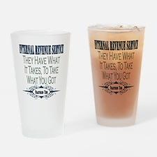 IRS Pint Glass