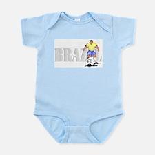 Brazil3 Infant Creeper