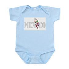 Mexico3 Infant Creeper