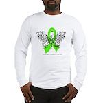Non-Hodgkin's Lymphoma Tribal Long Sleeve T-Shirt