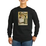 Carpentier Chocolate 1895 Classic Poster Long Slee