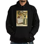 Carpentier Chocolate 1895 Classic Poster Hoodie (d