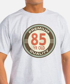 85th Birthday Vintage T-Shirt