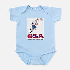USA2 Infant Creeper