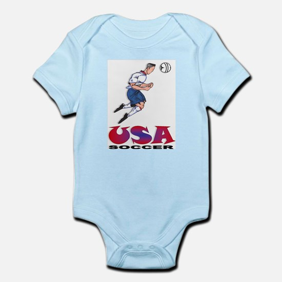 USA2 Infant Creeper