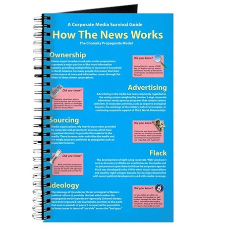 How The News Works Journal