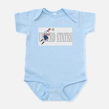 USA3 Infant Creeper