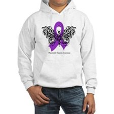 Pancreatic Cancer Tribal Hoodie