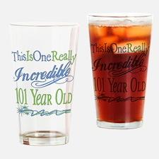 Incredible 101st Pint Glass