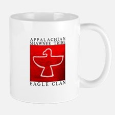 Eagle Clan Red Mug