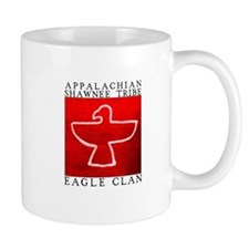 Eagle Clan Red Mug