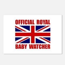 Cute Royal Postcards (Package of 8)