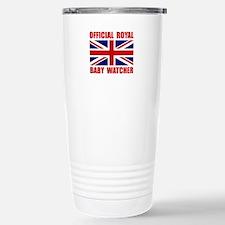 Cute Royalty Travel Mug