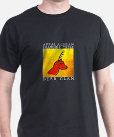 Deer Clan Yellow T-Shirt
