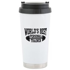 Personal Trainer Travel Coffee Mug