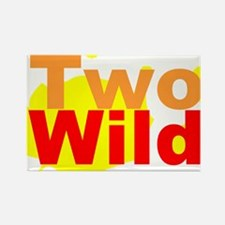 Two Wild Rectangle Magnet