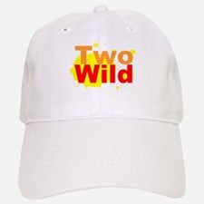 Two Wild Baseball Baseball Cap