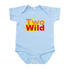 Two Wild Infant Bodysuit