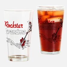 Rockstar Grandma Pint Glass