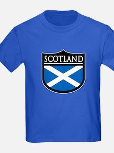 Scotland Flag Patch T
