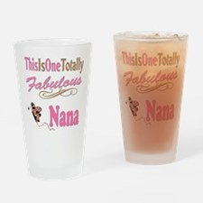 Totally Fabulous Nana Pint Glass