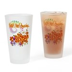 Most Amazing Sister Pint Glass