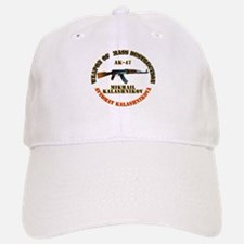 Weapon of Mass Destruction - AK47 Baseball Baseball Cap
