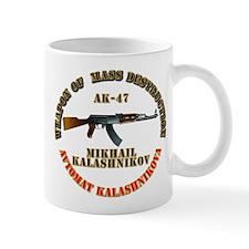 Weapon of Mass Destruction - AK47 Mug