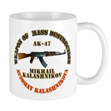 Weapon of Mass Destruction - AK47 Mug