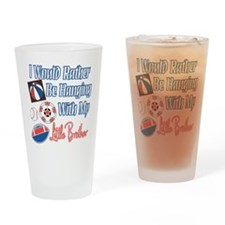 Sports Little Brother Pint Glass