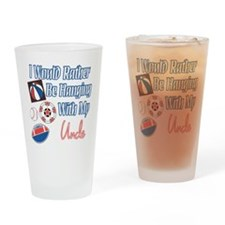 Sports Uncle Pint Glass