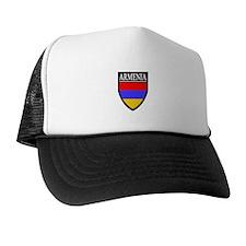 Armenia Flag Patch Trucker Hat