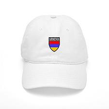 Armenia Flag Patch Baseball Cap