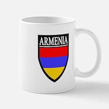 Armenia Flag Patch Mug