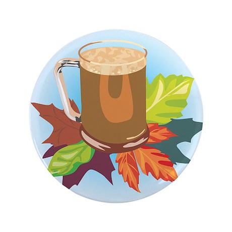 "Octoberfest 3.5"" Button (100 pack)"