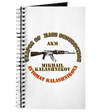 Weapon of Mass Destruction - AKM Journal