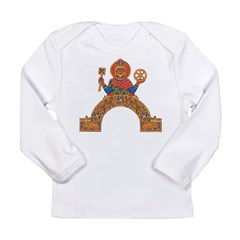 Celtic Symbol Long Sleeve Infant T-Shirt