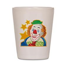 Clown Shot Glass