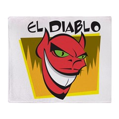 El Diablo Throw Blanket
