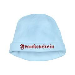 Frankenstein baby hat