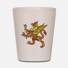 Griffin Shot Glass