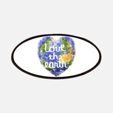 Love the Earth Patches