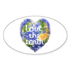 Love the Earth Decal